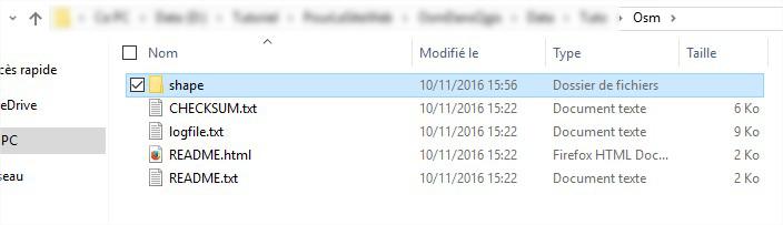 Impuls'Map - Tutoriel - Exploiter OSM QGIS - BBBike Données OSM