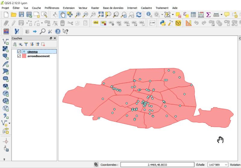 Impuls'Map - Tutoriel Créer une carte web Leaflet Geojson